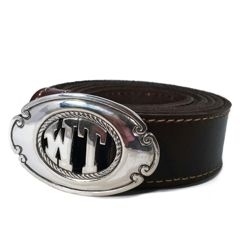 Buckle With Initials
