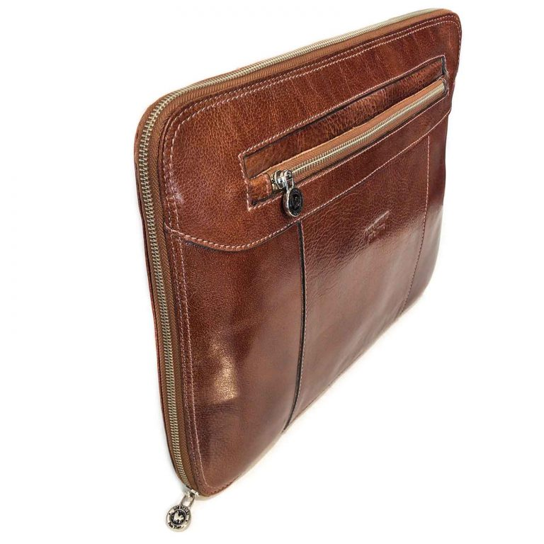 Porta Notebook 15.6 Carpeta de Cuero