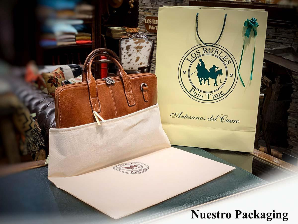 Nuestro Packaging - Los Robles Polo Time